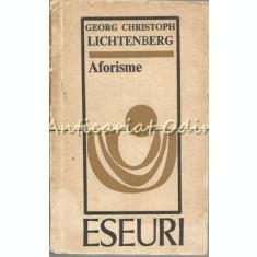 Aforisme - Georg Christoph Lichtenberg