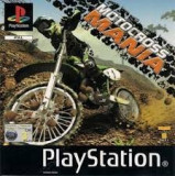 Joc PS1 Motocross Mania