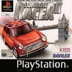 Joc PS1 London Racer II