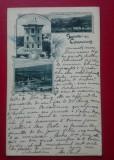 Salutari din Campulung Vila Pancovici, Circulata, Printata