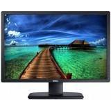 Monitor LED DELL U2412M 24 inch 8ms GTG black 60Hz, 1920 x 1080