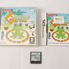 Joc consola Nintendo DS 3DS 2DS - My Frogger Toy Trials - complet