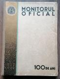 Monitorul Oficial centenar 100 ani 1932
