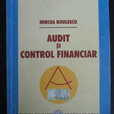 Audit si control financiar