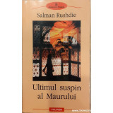Ultumil suspin al Maurului, Salman Rushdie