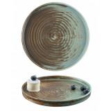 Cumpara ieftin Farfurie ceramica, 21cm, Bonna Coral, 0101349