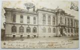 Bucuresti -  Salutari din Bucuresci, Casarma Gardei Comunale, circulata 1900