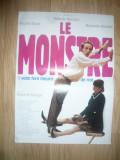 Afis Film - Le Monstre -1994 regia Roberto Benigni et Michel Filippi, dim.=54x40