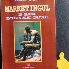 Marketingul in slujba patrimoniului cultural Alexandra Zbuchea