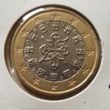 B54 Portugalia 1 euro 2004