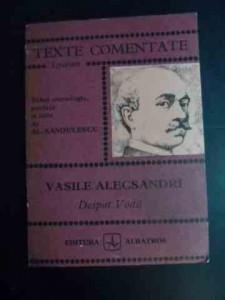 Despot Voda - Vasile Alecsandri ,540957