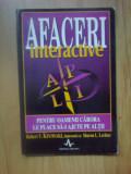 a2 ROBERT T. KIYOSAKI, SHARON L. LECHTER - AFACERI INTERACTIVE