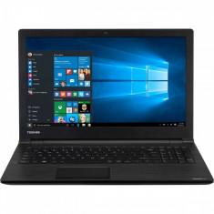 Laptop Toshiba Satellite Pro A50-E-10W 15.6 inch FHD Intel Core i7-8550U 8GB DDR4 512GB SSD DVD-RW Windows 10 Pro Black