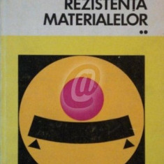 Probleme de rezistenta materialelor, vol. 1, 2