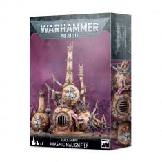 Pachet Miniaturi Warhammer40k, GW, Death Guard Miasmic Malignifier