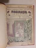 Colegat 3 numere revista Mugurasul 1935 copii elevi curs primar