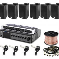 Biserica PRO S4 - Sistem sonorizare biserica profesional