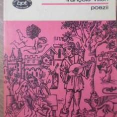 POEZII - FRANCOIS VILLON
