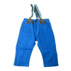 Pantaloni baietei Vitamins PBV-01, Albastru