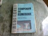 COMPENDIU DE REUMATOLOGIE - EUGEN D. POPESCU