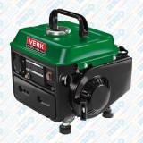 Cumpara ieftin Generator curent electric pe benzină, 650 W, motor 2 timpi, Verk