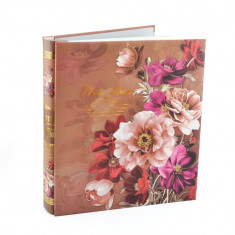 Album foto Sweet Memory motive florale 500 fotografii, format mare