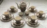 Set - ceai/cafea - port. Englezesc - Johnson Bros - Old Britain Castles - 6 pers