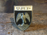 Vintage / Colectie / Design - veche emblema / sigla masina Dacia 1300 !