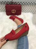 Pantofi dama rosii cu talpa ortopedica marime  37, 39+CADOU