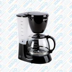 Cafetieră Vanora, 750W, 1.25L, filtru detașabil, menținere la cald, Negru sau Alb, Heinner