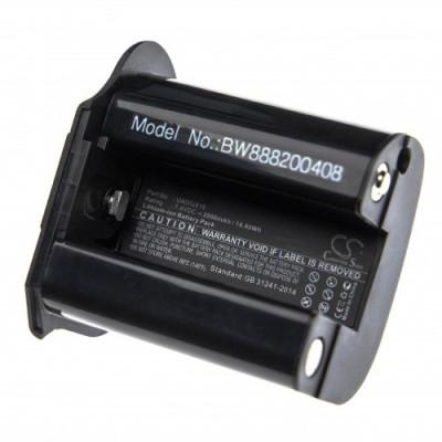 Acumulator pentru phaseone 645df, 645df+ wie ua002418, 2000mah, , foto
