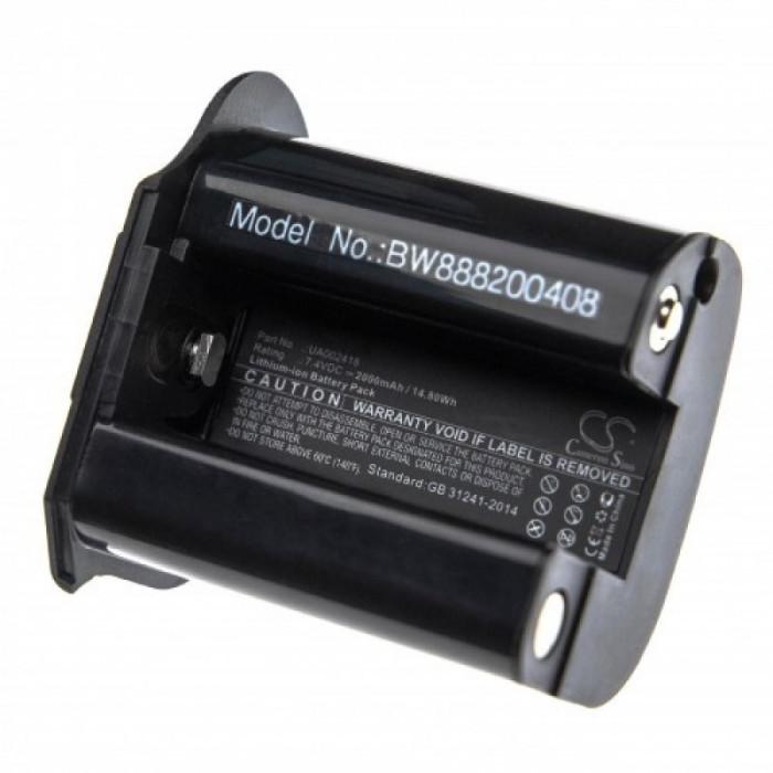 Acumulator pentru phaseone 645df, 645df+ wie ua002418, 2000mah, ,