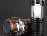 Cumpara ieftin Lampa solara reincarcabila cu functie de baterie externa