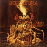 Sepultura Arise remastered (cd)