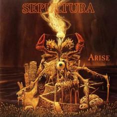 Sepultura Arise remastered (cd)