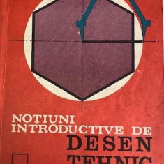 Notiuni introductive de Desen Tehnic, 1987
