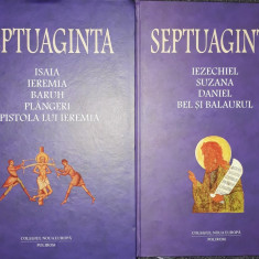 Septuaginta 6 (vol. I-II)