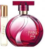 Set 2 produse Far Away Rebel & Diva (50+10 ml) de la Avon, Apa de parfum, 60 ml