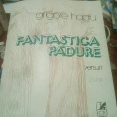 Grigore Hagiu- Fantastica padure