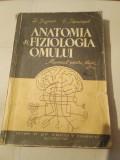 ANATOMIA ȘI FIZIOLOGIA OMULUI - Z. IAGNOV - CLASA A X