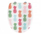 Capac pentru toaleta Pineapple