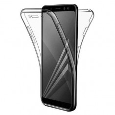 Husa Samsung Galaxy A7 2018 - 360 UltraSlim (Transparent)