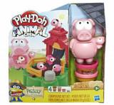 Play-Doh, Set Animal Crew - Familia Purcelusilor