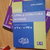 Carte Ghid de limba si literatura romana