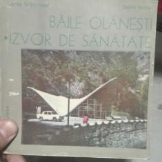Baile Olanesti. Izvor de sanatate – Catrina Sergiu Costel