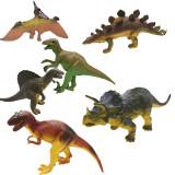 Set 6 figurine dinozaur 11 cm Unikatoy 243895, Multicolor