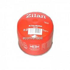 Minibutelie gaz aragaz camping 500gr unica folosinta Zilan
