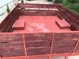 vand remorca intr-un singur ax
