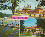 CPIB 15406 - CARTE POSTALA - BAILE FELIX. MOZAIC