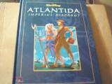 Walt Disney - ATLANTIDA / Imperiul disparut { Editura Egmont, in jur de 2005 }